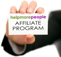 Affiliate Program to help people