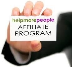 Affiliate Program to help people